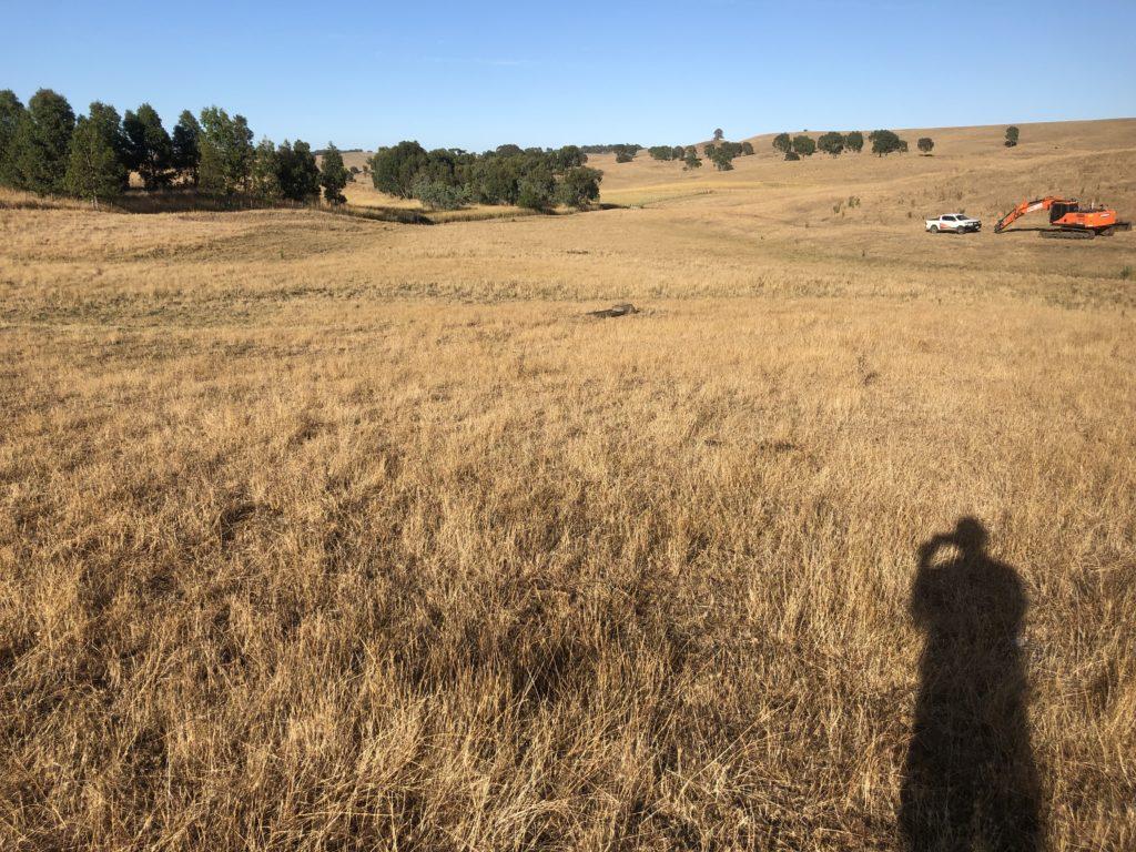 Farm 2 - Site for new dam